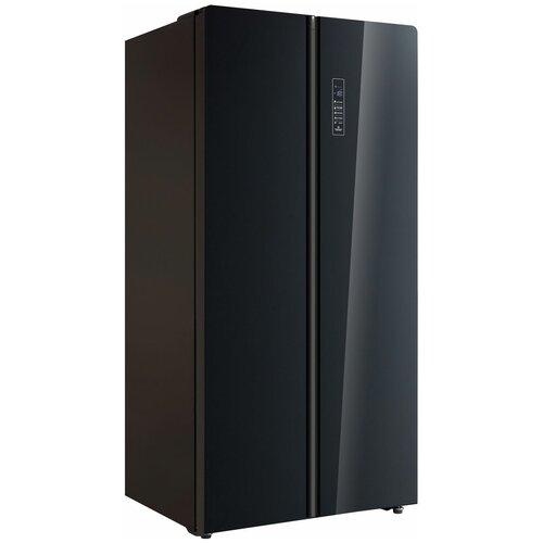 Холодильник ZARGET ZSS 615BLG