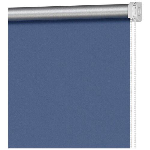 DECOFEST Рулонные шторы Плайн Цвет: Синий br56547