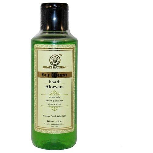 Шампунь для волос Khadi Aloevera (увлажнение)