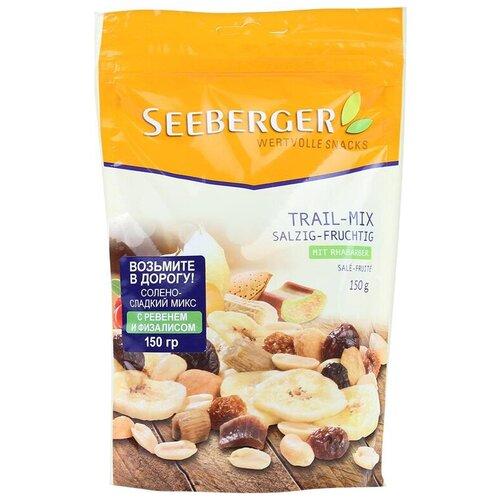 Фото - Смесь орехов и сухофруктов Seeberger Trial Mix фруктово-ореховая, 150 г смесь фруктово ореховая botanica 140 г