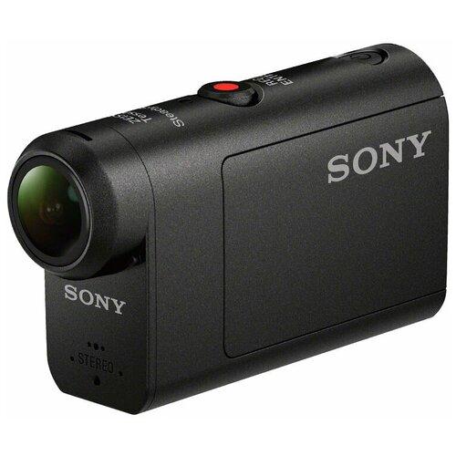 Экшн-камера Sony HDR-AS50R черный