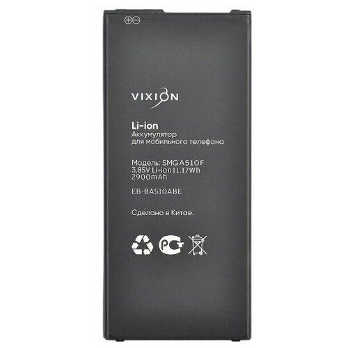 Аккумулятор для Samsung A510F Galaxy A5 (2016) (EB-BA510ABE) (VIXION SPECIAL EDITION)