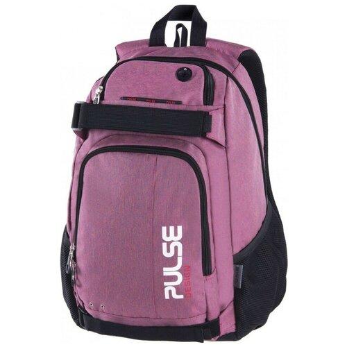 Рюкзак Pulse Scate Pink-blue pulse рюкзак pulse scate black dot