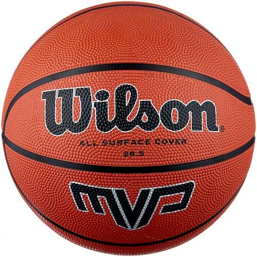 Баскетбольный мяч Wilson MVP WTB1418XB06, р. 6 коричневый