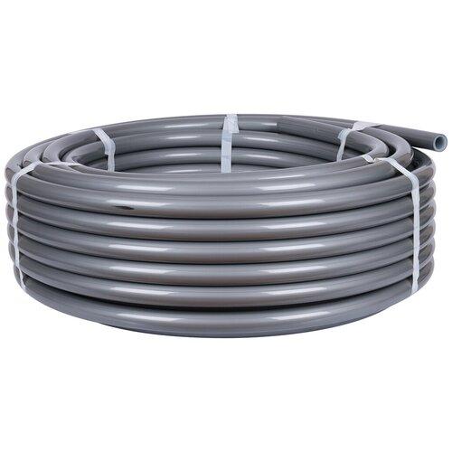 Фото - Труба из сшитого полиэтилена STOUT PE-Xa/EVOH 32, DN23 мм 50 м серый труба из сшитого полиэтилена stout pe xa evoh 16 dn12 мм 250 м серый
