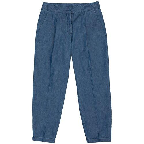 Купить Джинсы Gulliver размер 134, голубой