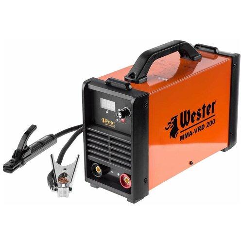 Сварочный аппарат инверторного типа Wester MMA-VRD 200 MMA