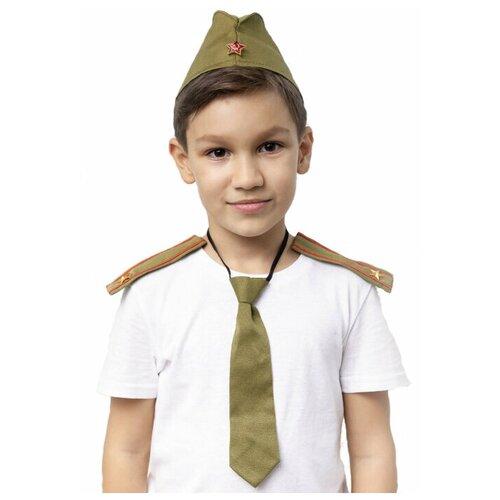 Погоны детские хаки ВК-92017/2 27773 универсальный