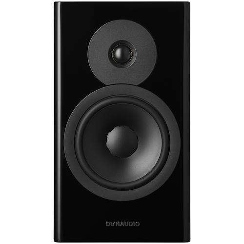 Полочная акустическая система Dynaudio Evoke 20 black high gloss
