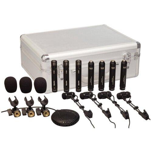 Комплект микрофонов Superlux DRK681, черный