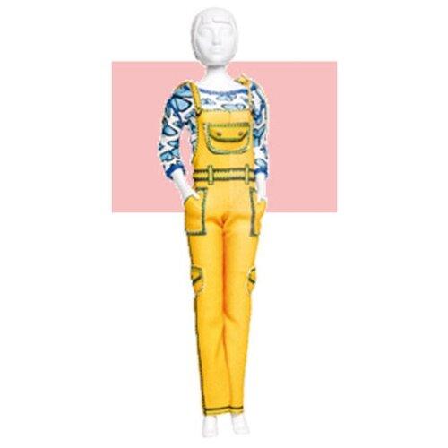 Набор для шитья «Одежда для кукол Tilly Yellow №4», DressYourDoll