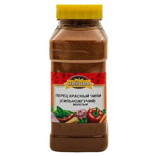 Индана / Перец красный молотый Чили, 550 гр перец чили красный молотый trs 100 г