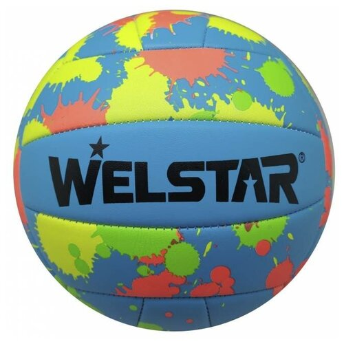 Мяч волейбольный WELSTAR VMPVC4359C р.5