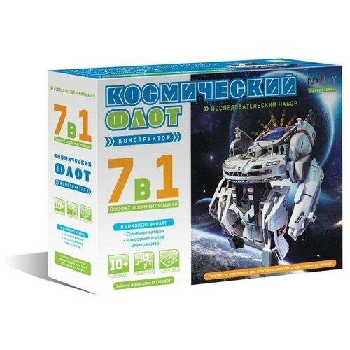 Набор ND Play Космический флот 7в1 набор nd play динамо машина