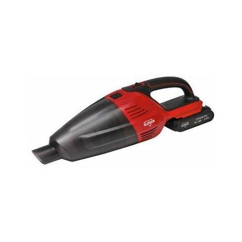 Пылесос ELITECH ПРА 18СЛ (Е1302.001.02) красный/черный