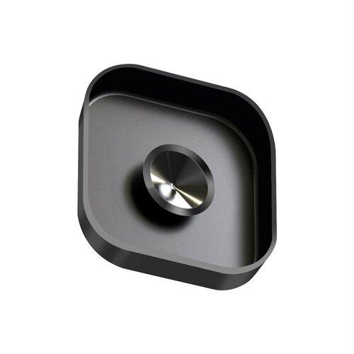 Фото - Крышка для объектива Telesin для GoPro HERO8 черный telesin защелка с двумя креплениями для камер и аксессуаров черный