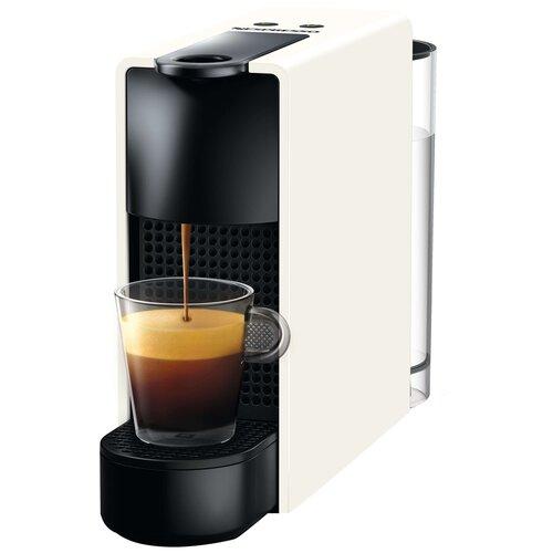Кофемашина Nespresso C30 Essenza Mini, белый
