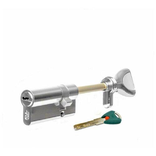 Цилиндровый механизм Р-238-St (45/20/80) Хп Crit