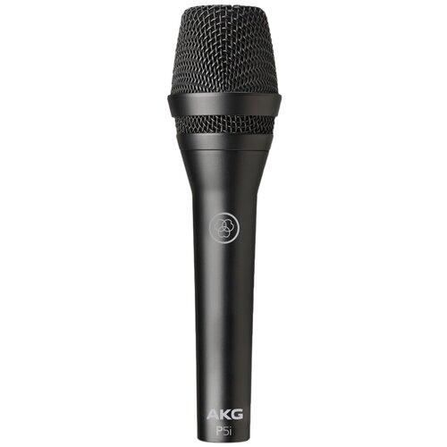 Микрофон AKG P5i, черный