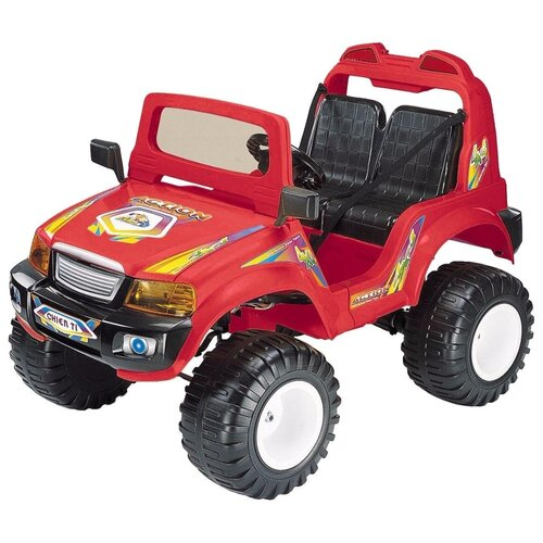 Chien Ti Автомобиль Off Roader 4x4 CT-885R, красный