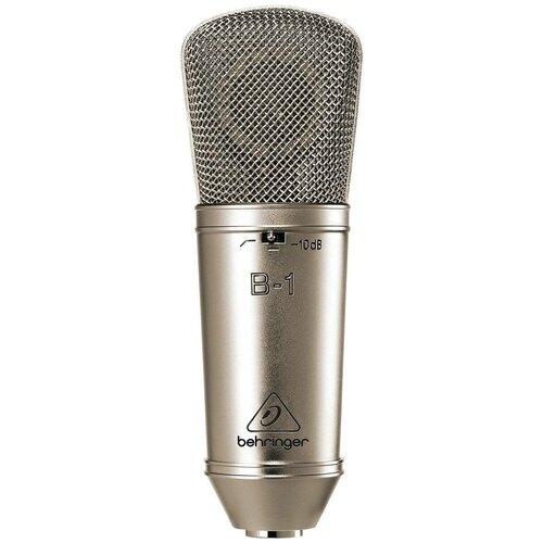 Микрофон BEHRINGER B-1, золотистый