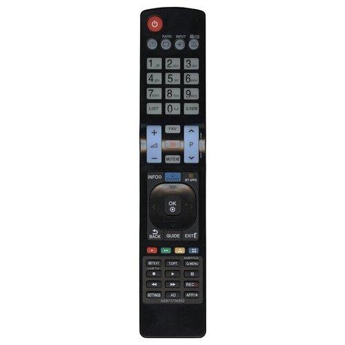 Фото - Пульт AKB73756502, AKB73756504 LED 3D TV для телевизора LG пульт 0766093010 40 для телевизора orion