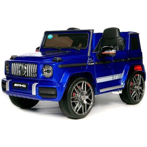 Купить Barty Автомобиль Mercedes-Benz AMG G63 BBH-0002, синий, Электромобили
