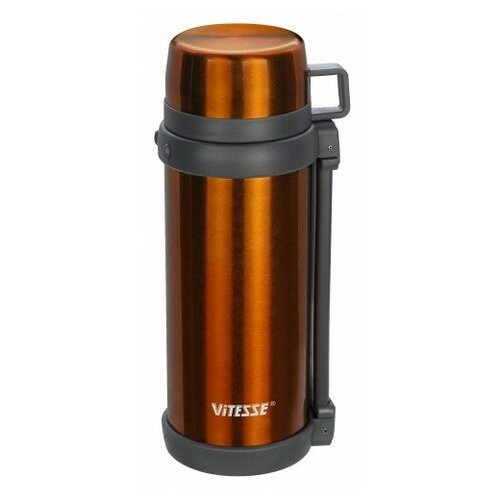Термос (1500 мл) VS-1412 оранжевый