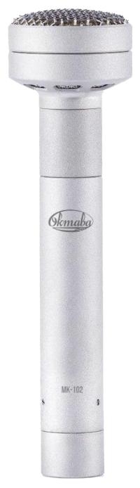 Микрофон Октава MK-102 — купить по выгодной цене на Яндекс.Маркете