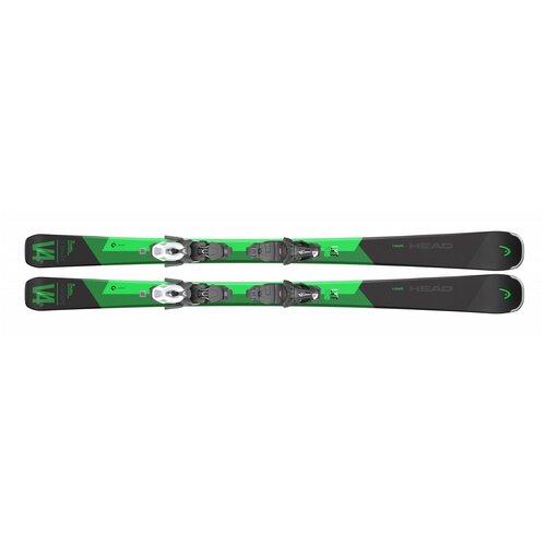 head v shape v4 sw lyt pr pr 11 gw brake 90 [g] 18 19 Горные лыжи с креплениями HEAD V-Shape V4 XL (20/21), 163 см
