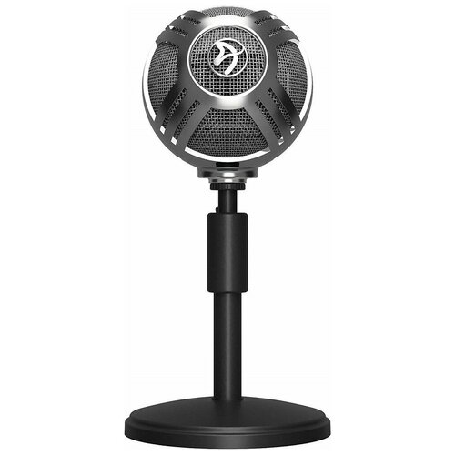 Микрофон Arozzi Sfera, хром