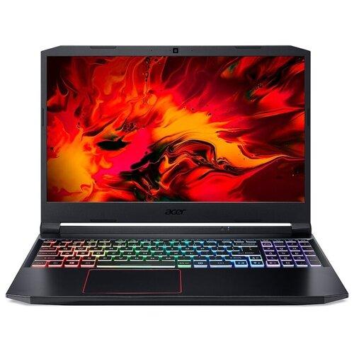 "Ноутбук Acer Nitro 5 AN517-52-77QC (Intel Core i7 10750H 2600MHz/17.3""/1920x1080/16GB/512GB SSD/NVIDIA GeForce RTX 3060 6GB/Без ОС) NH.QAWER.005 черный"