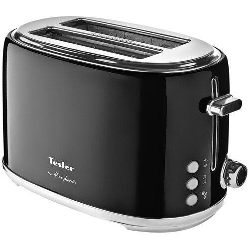 Тостер Tesler TT-255 BLACK, black