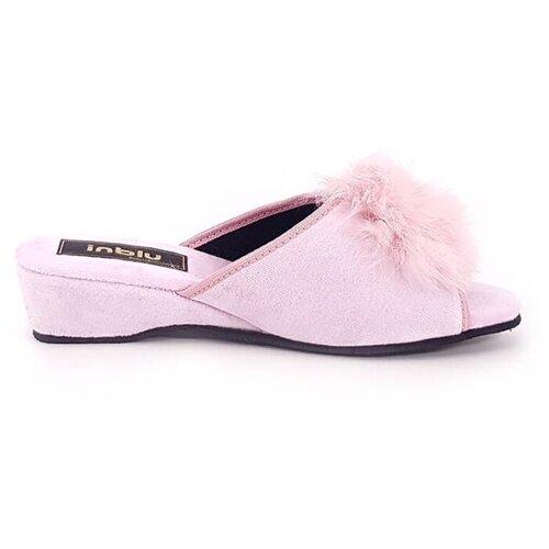 Тапочки Inblu розовый 40