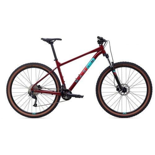 Горный велосипед MARIN Bobcat Trail 4 27,5 (2021)(17 / малиновый/17) marin