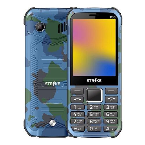 Телефон Strike P30, армейский зеленый