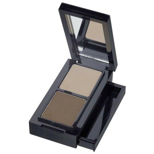 Купить CATRICE Набор для моделирования формы бровей компактный Eye Brow Set 010 Eye Brow Set светло-коричневый, темно-коричневый