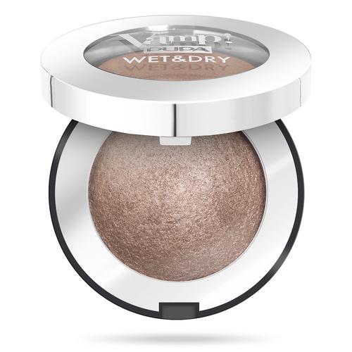 Pupa Тени для век Vamp! Wet&Dry 102 Golden Taupe недорого