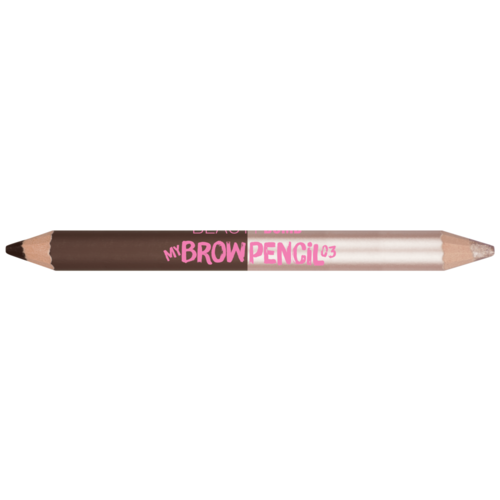 BEAUTY BOMB карандаш+хайлайтер My Brow Pencil, оттенок 03 beauty bomb консилер стик двухцветный my bomb concealer stick duo colors оттенок 01