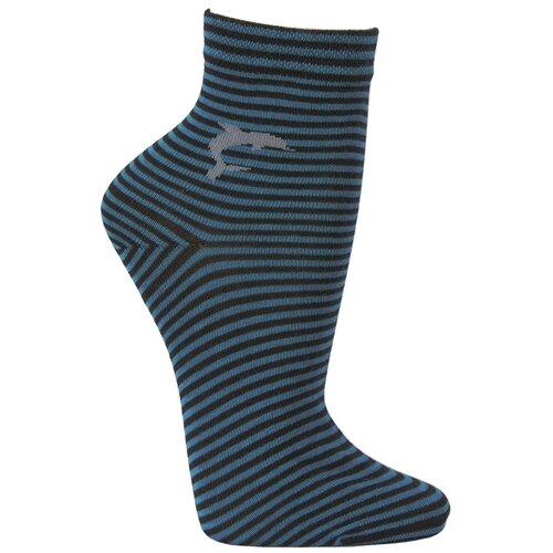 Носки женские Гамма С781, Джинс, 23-25 (размер обуви 36-40)