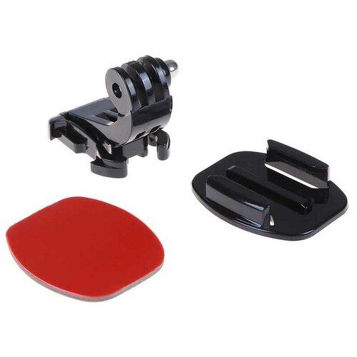 Клеящаяся платформа на шлем Lumiix GP13 черный