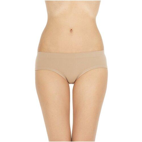 Pompea Трусы шорты с заниженной талией, размер L/XL, skin 2 футболка pompea maglia active up с эргономичными швами размер l xl черный