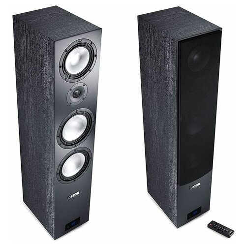 canton gle 416 Беспроводная напольная акустика Canton Smart GLE 9 (пара) black