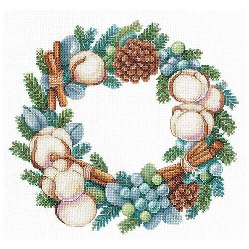 Фото - Сделай своими руками Набор для вышивания Аромат зимы 25 x 23 см (А-06) крейс в а закладка фундамента своими руками