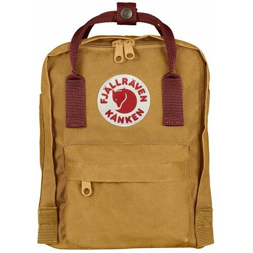 Городской рюкзак Fjallraven Kånken Mini 7, acorn-ox red