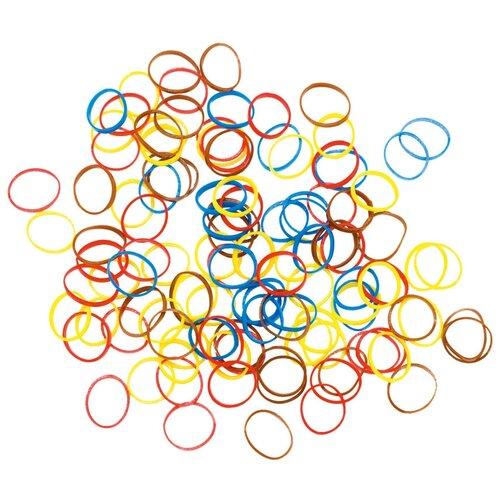 Купить Резинка DEWAL mix mini RES035 100 шт. желтый/красный/синий