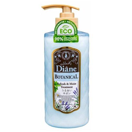 Moist Diane кондиционер для волос Botanical Refresh Питание, 480 мл moist diane кондиционер для