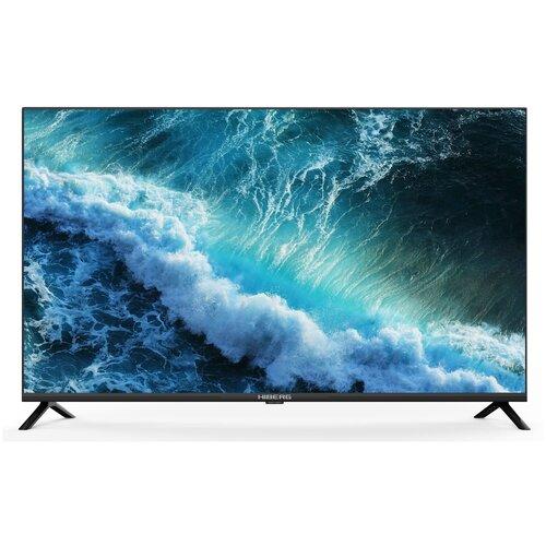 Фото - Телевизор HIBERG 43 4KTV-UTSR 43, черный телевизор hiberg 50 4ktv utsr 50 черный