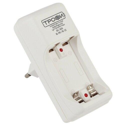 Зарядное устройство Трофи TR-920 2 слота AA/AAA 6/24/768 C0031275
