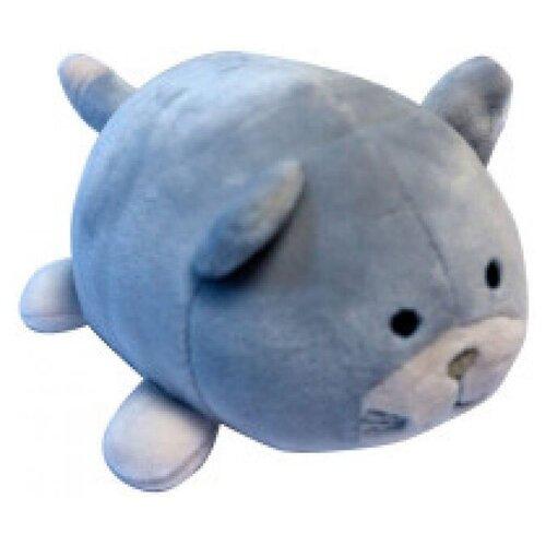 Купить Мягкая игрушка ABtoys Кошка серая 13 см, Мягкие игрушки
